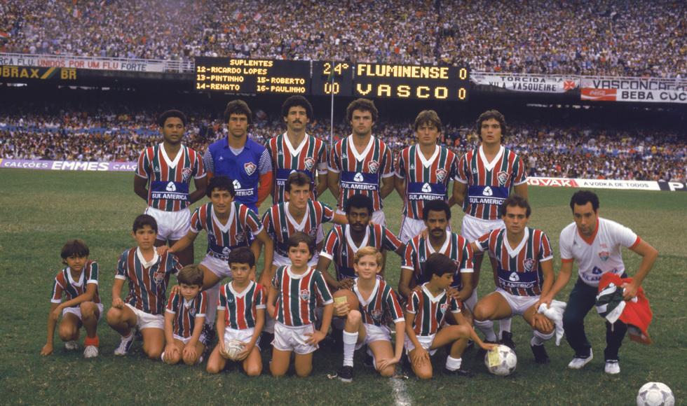 Resultado de imagem para fluminense 1984