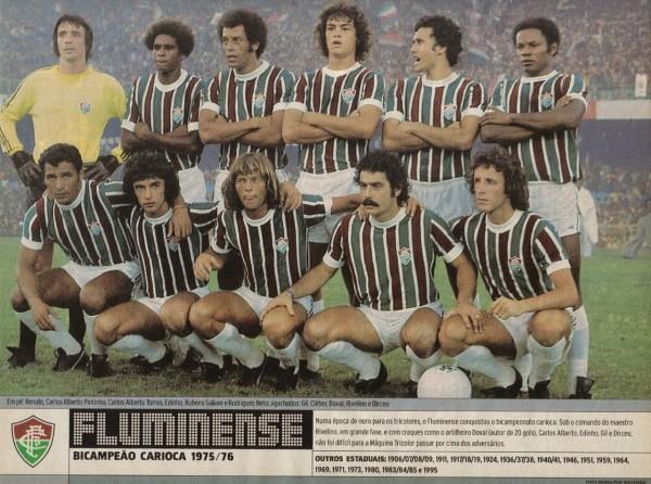 Fluminense 1975-1976