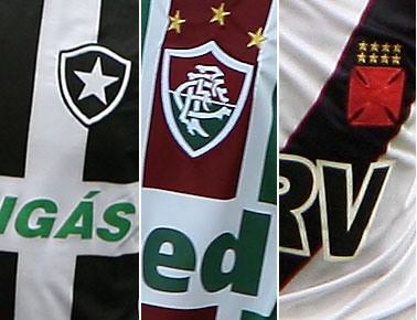 Botafogo - Fluminense - Vasco