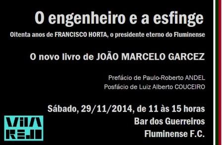 O ENGENHEIRO E A ESFINGE 19 11 2014