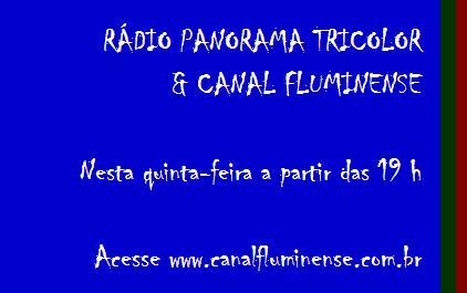 radio canal fluminense 10 11 2014